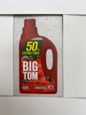 big tom tomato feed